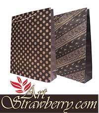 tas kertas batik