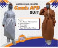 Gamis APD Suit