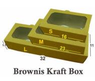 BOX Brownis Kraft