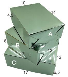 BOX Snack Kancing